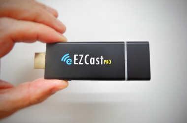 EZCast Proをパソコンで使う方法 インターネットに繋がらない現象