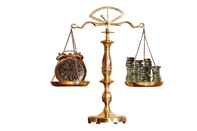 時間の大切さをお金に換算できない人は損をする